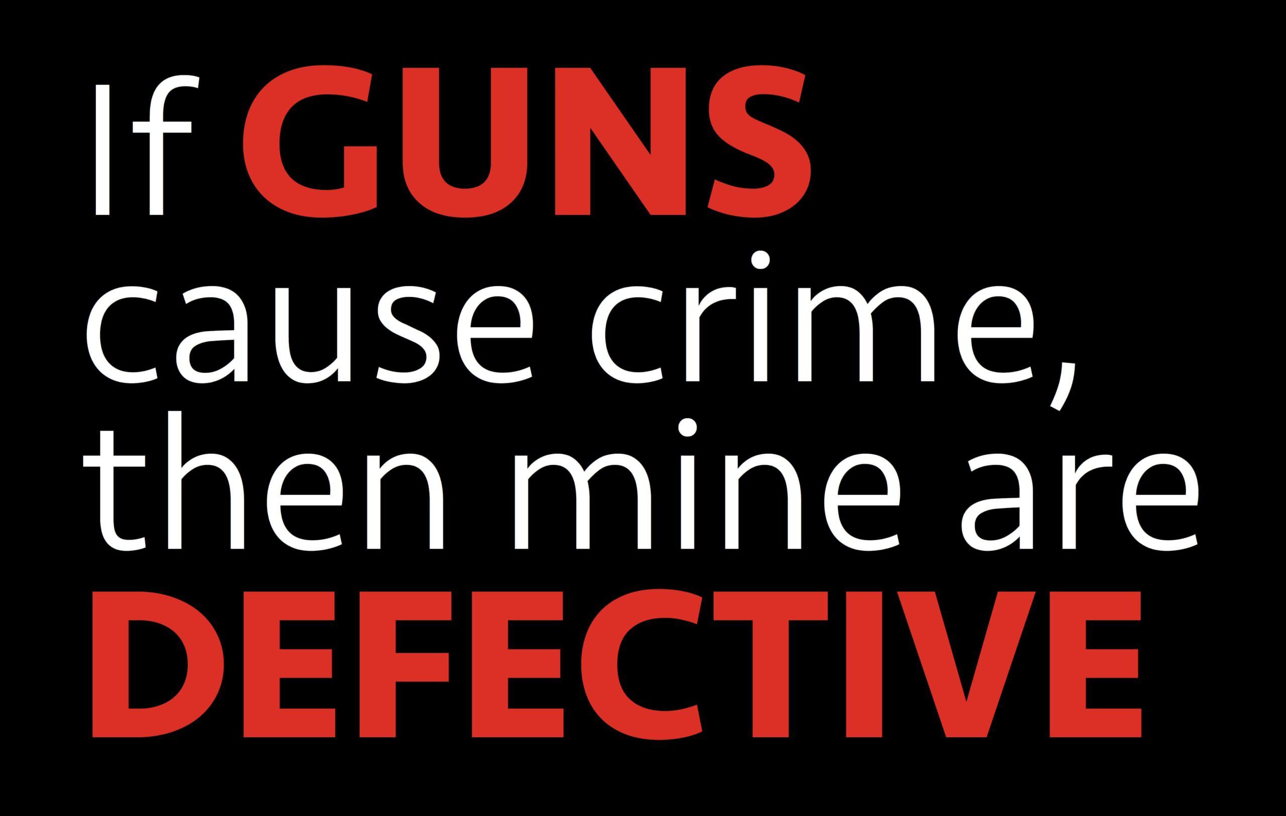 Guns Firearms Canada Responsibility