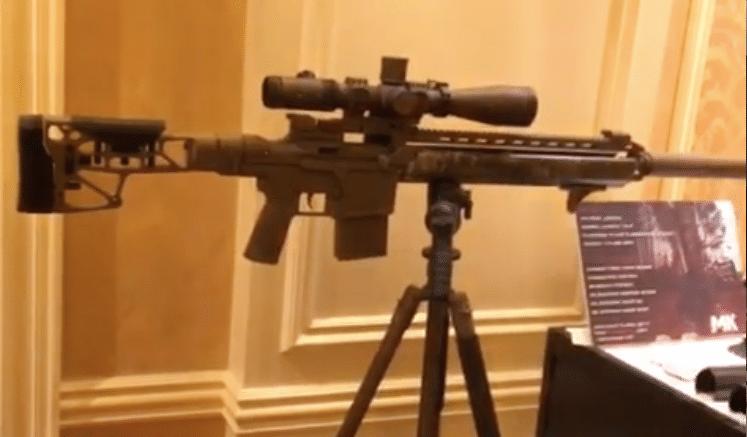 MK36H rifle M14/M1A AR-15