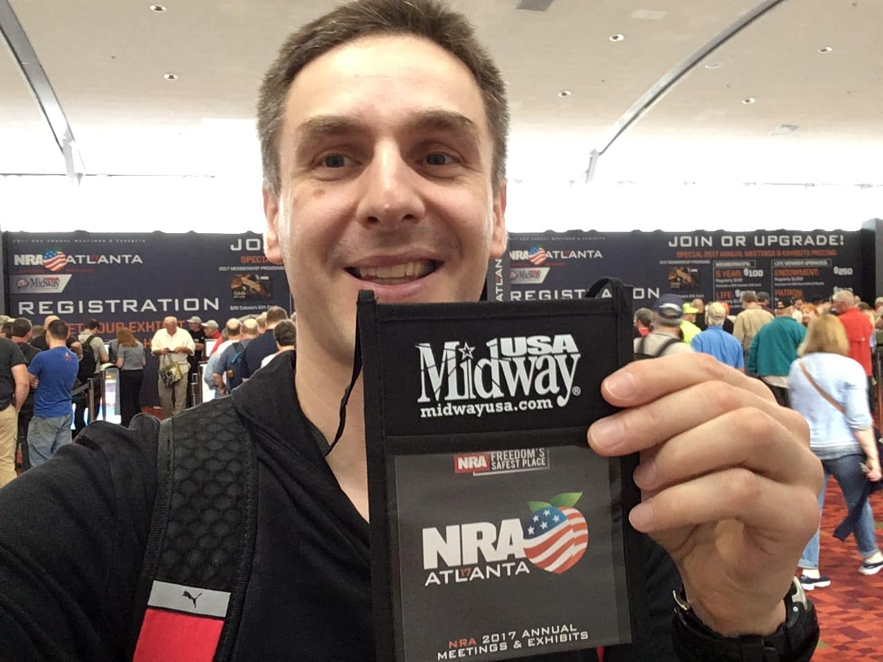 NRA Annual Meeting 2017 Atlanta