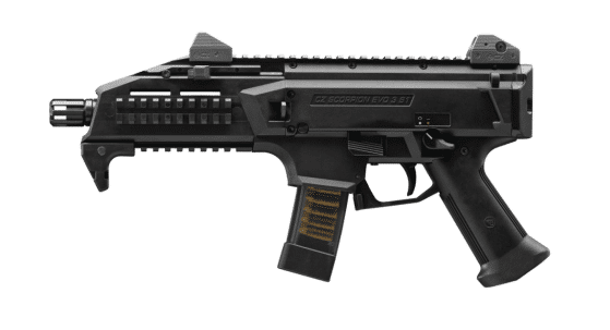 CZ Scorpion EVO 3 S1 Canada Guns Firearms RCMP