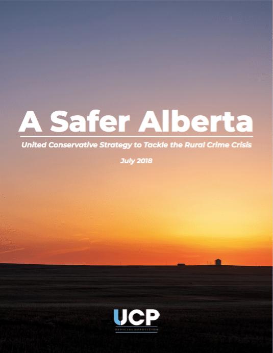 UCP - A Safer Alberta