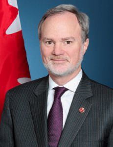 Senator Andre Pratte