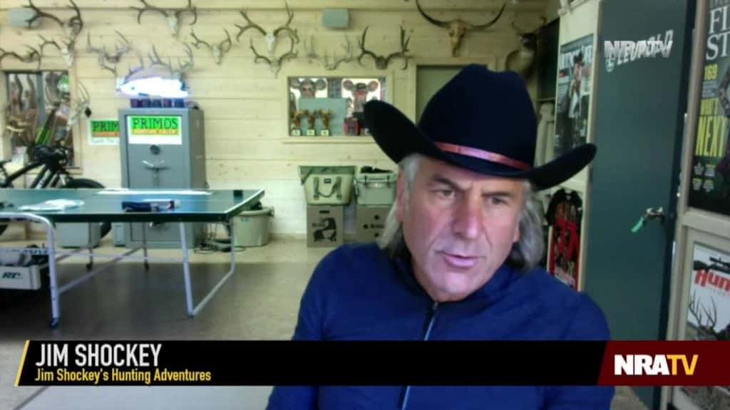 Jim Shockey NRA TV Handgun Ban