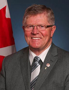 Senator Don Plett