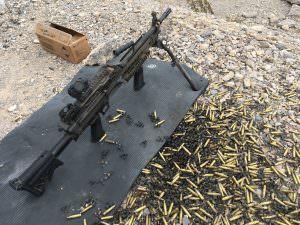 Ohio Ordnance Works M249. TheGunBlog.ca