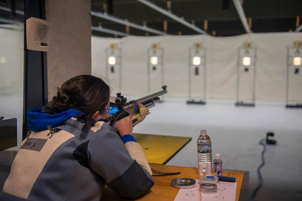 CUSF - Canadian University Shooting Federation: Q&A With the President