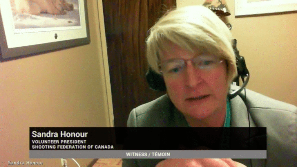Shooting Federation Head Says Gun Law May Push Her Into Politics