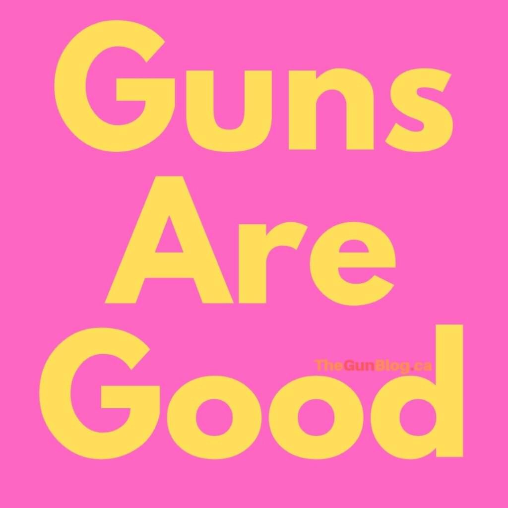 Guns Are Good 1024x1024 - Cards