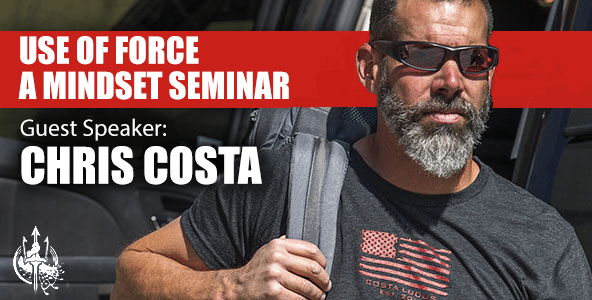 chriscosta seminar - TACCOM: Visit Canada's Tactical & Competitive Shooting Show