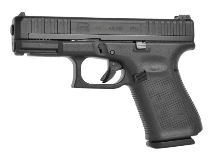 Glock 44 - Glock's First .22 Pistol Coming to Canada in March, G45 Is Next