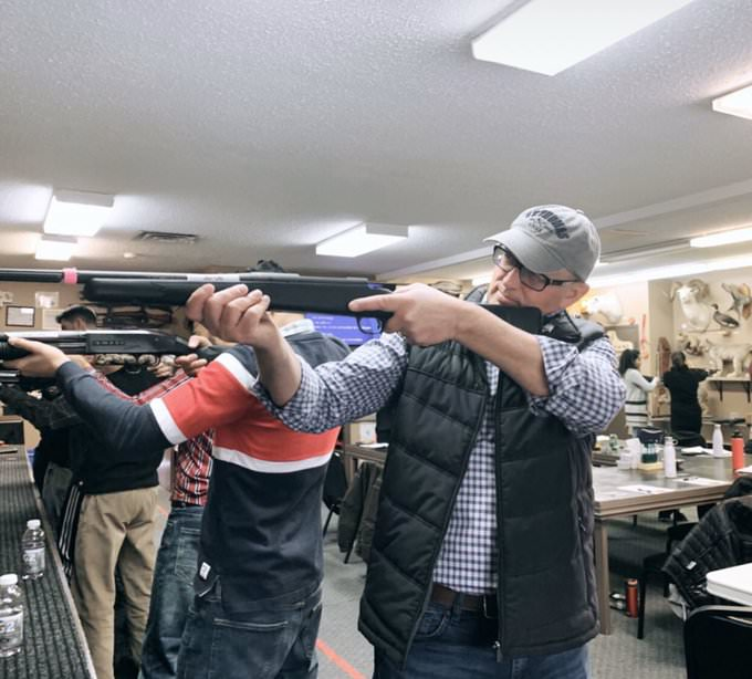 2020 02 22 Tako Van Popta Twitter - MP Tako Van Popta Gets Surge of Support With Gun-Safety Photos