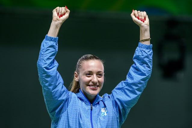 Olympics Picks Shooter as First Torchbearer of 2020 Games