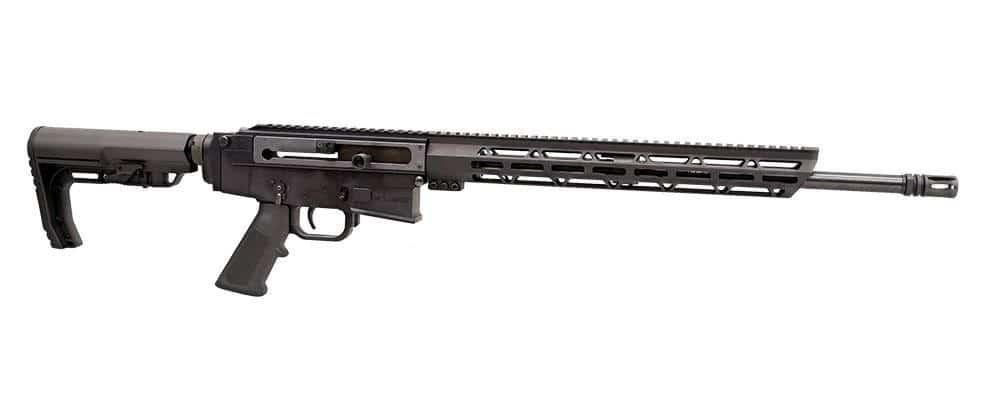 Wolverine Supplies WS MCR - Wolverine's John Hipwell Designs New WS-MCR Semi-Auto Rifle