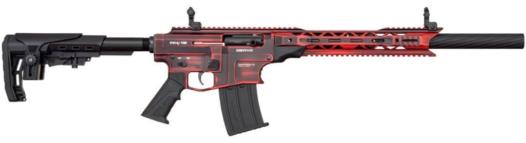 RCMP Comments on Prohibiting Derya MK-12 Shotgun as AR-15 Variant