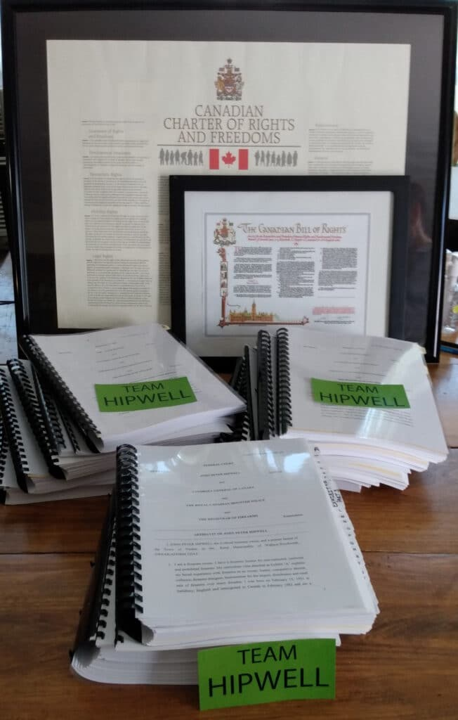 2020 08 14 Edward Burlew Hipwell Evidence 652x1024 - Hipwell Lawyer Files 2,358 Pages of Evidence for Federal Court Fight