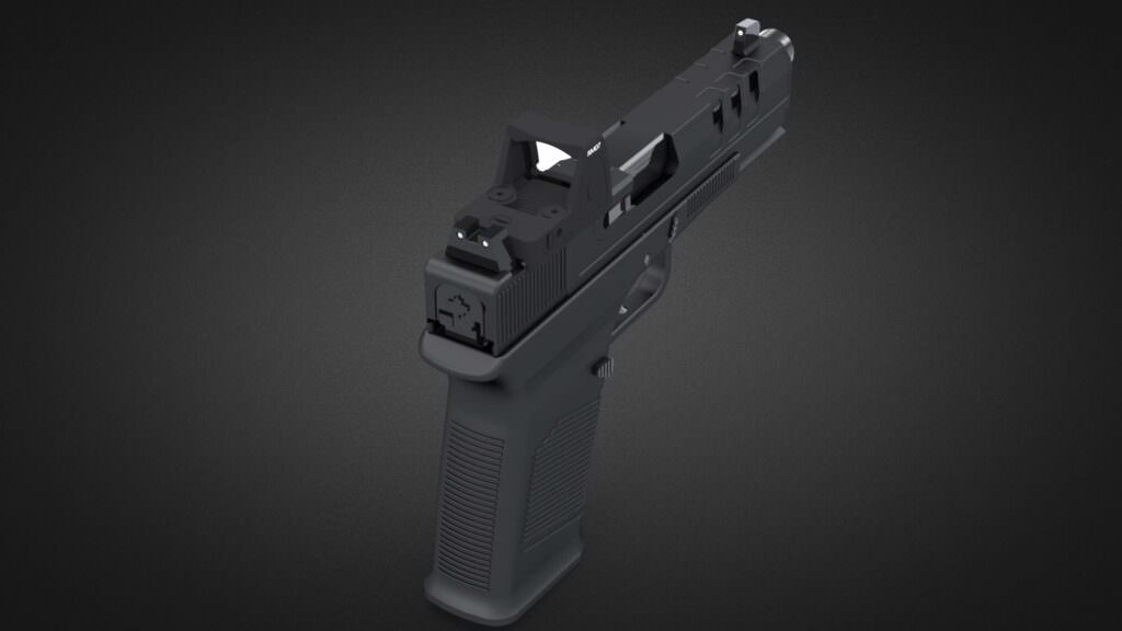 Black PX19 4 1024x576 - Black Creek Labs Plans PX19 as New Pistol Made In Canada